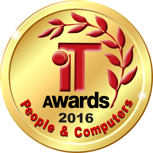 People and Computers IT Award 2016