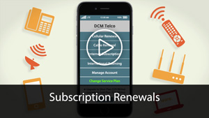 Subscription Renewals