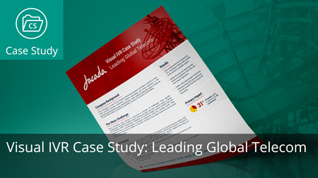 Visual IVR Case Study